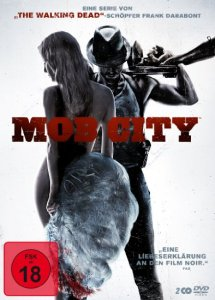 mob city cover