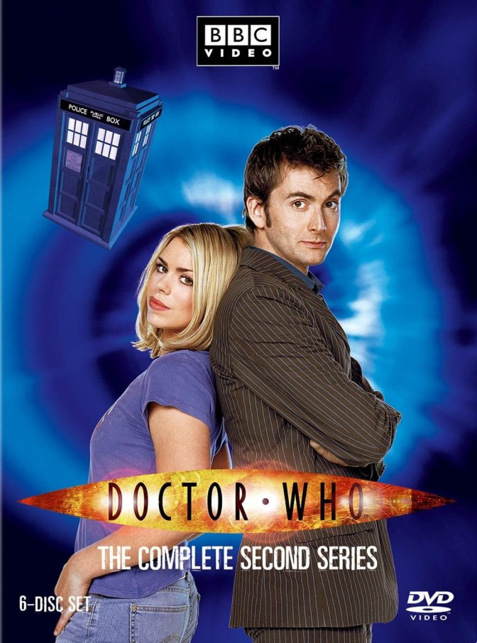 Doctor Who Staffel 2