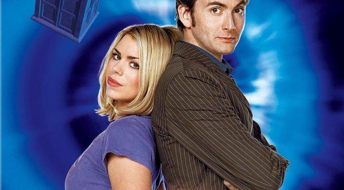 Doctor Who Staffel 2
