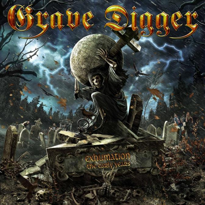 "Grave Digger: ""Exhumination"""