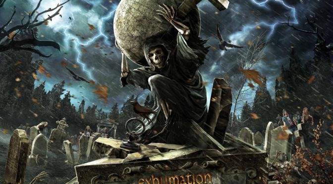 """Grave Digger: """"Exhumination"""""""