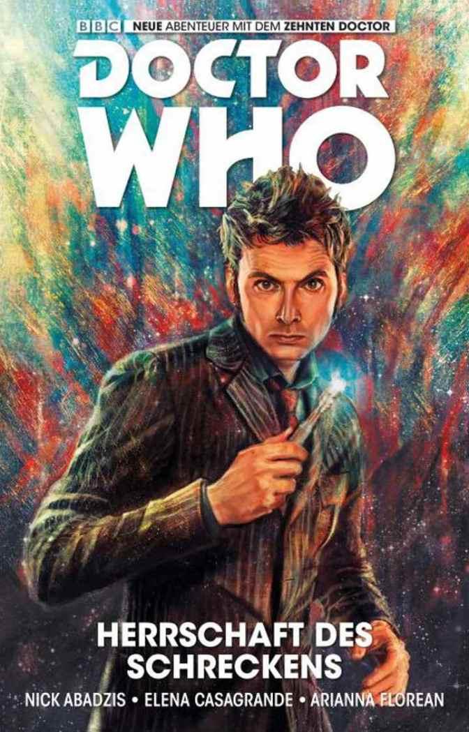 """Doctor Who – Band 1: """"Herrschaft des Schreckens"""""""
