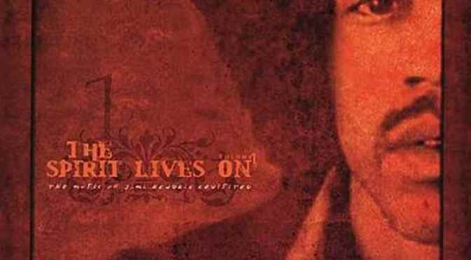 "V/A: ""The Spirit Lives On – The Music Of Jimi Hendrix Revisited Vol 1"""