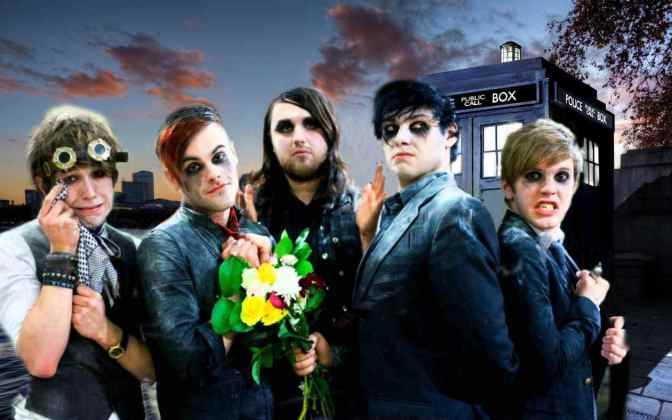 "Fearless Vampire Killers:  Die ""Doctor Who""-Kolumne"