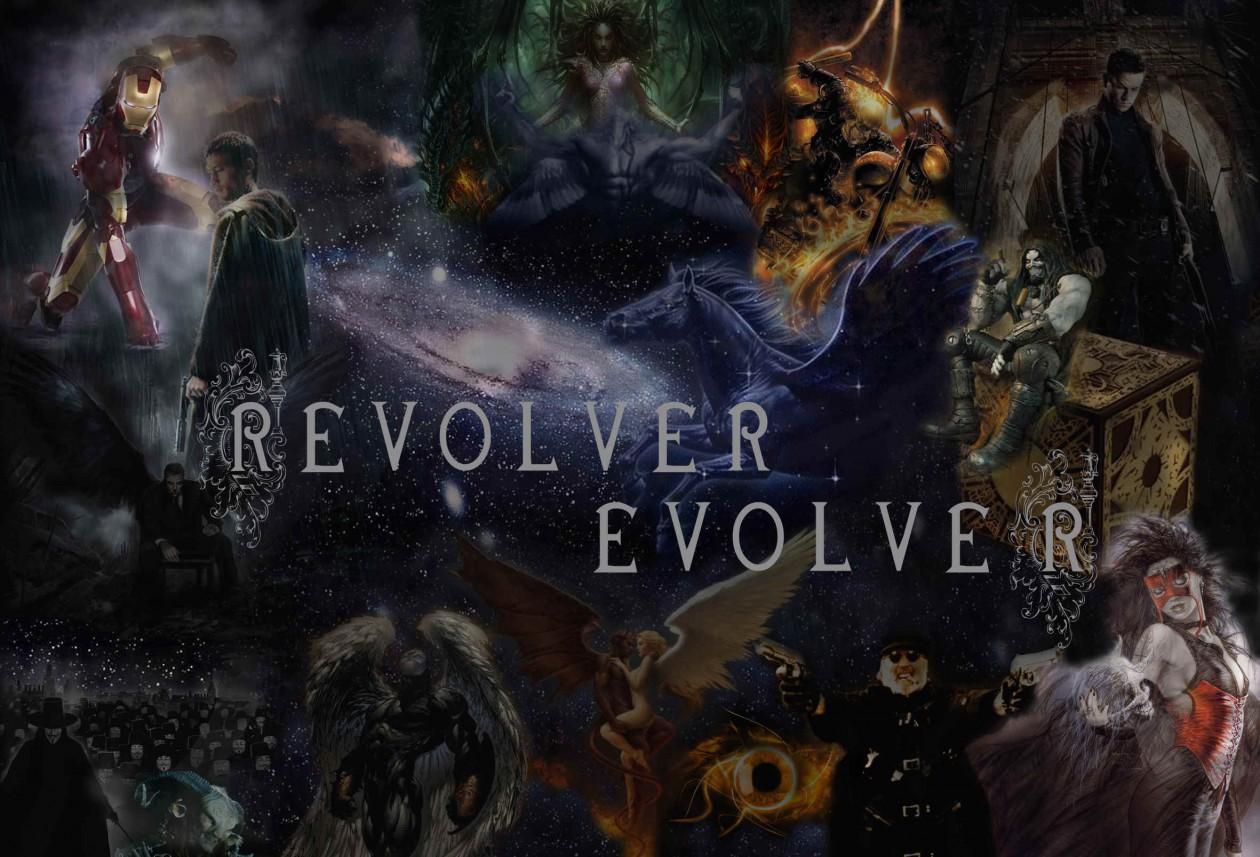Revolver Evolver - das andere Mag