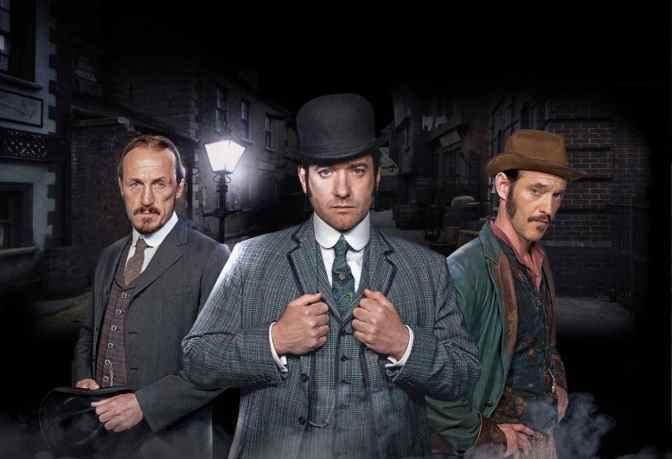 "Im Schatten des Rippers… ""Ripper Street– Staffel 1 & 2"""