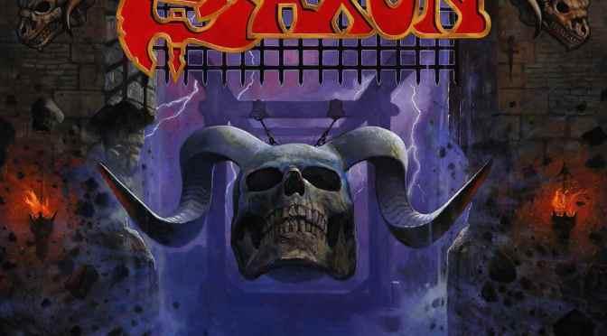 "Saxon: ""Battering Ram"""