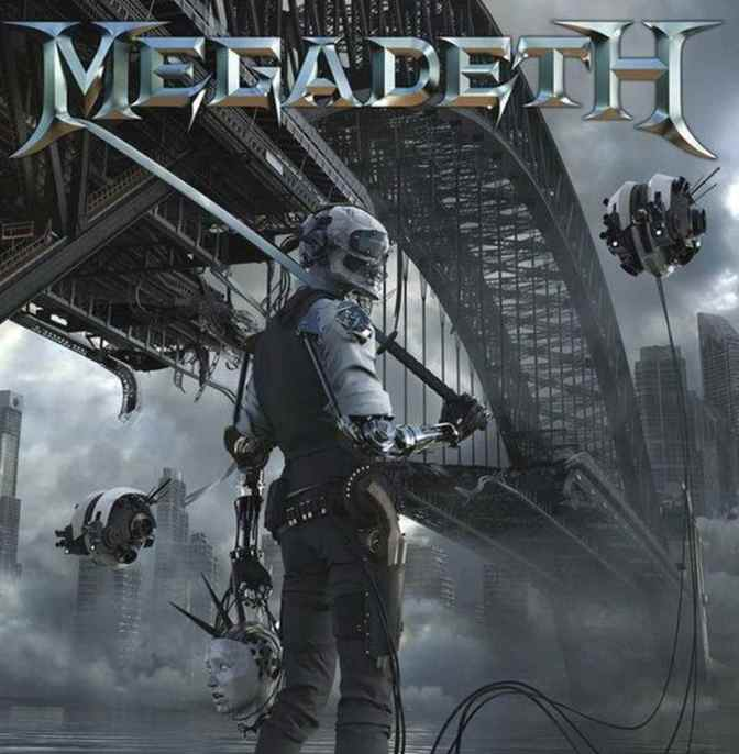 "Megadeth: ""Dystopia"""