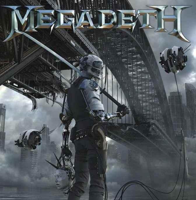 "Megadeth: ""Dystopia"""
