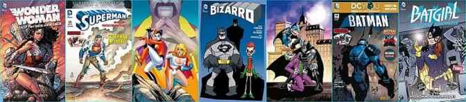 Die DC-Superhelden starten neu durch: DC YOU – DEIN DC-UNIVERSUM!