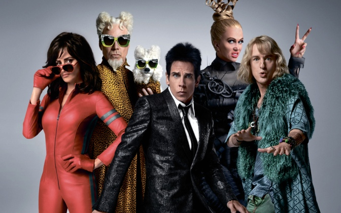 """Zie zind zurueck! """"Zoolander 2"""" ab 23. Juni auf Blu-ray + DVD"""